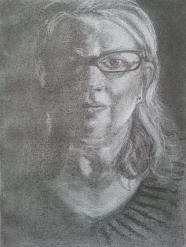 ilovedrawing masterclass drawing course  portrait results
